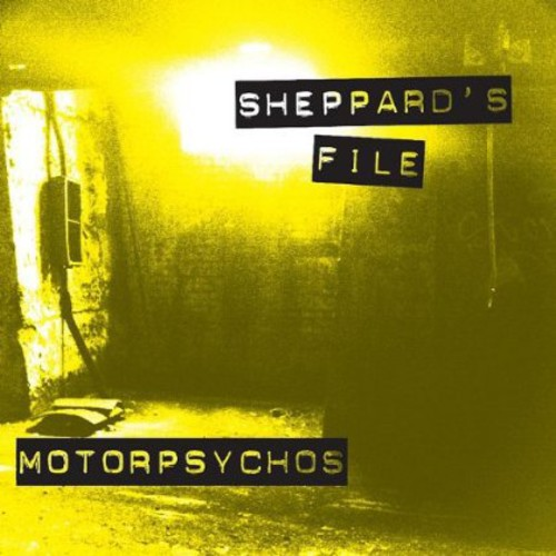 Sheppard's File
