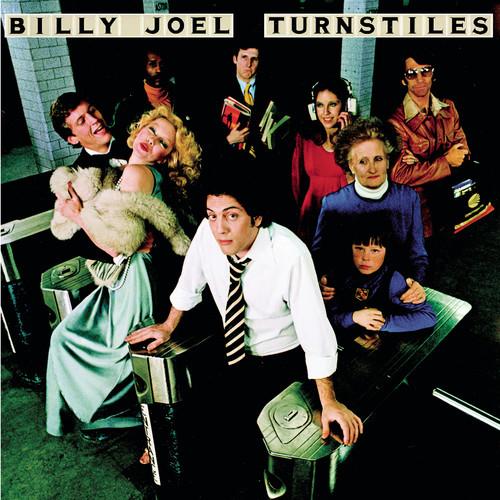 Billy Joel-Turnstiles [Remastered] [Enhanced]