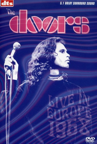 The Doors: Live in Europe 1968