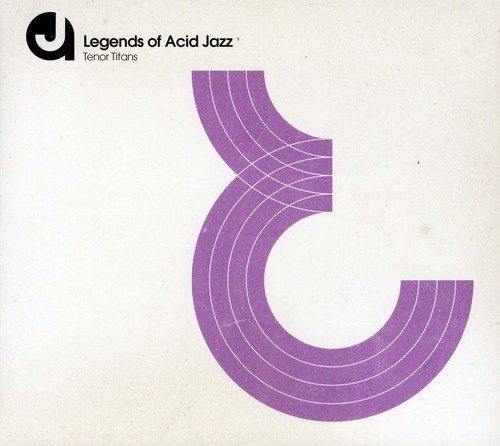 Legends of Acid Jazz: Tenor Titans /  Various [Import]