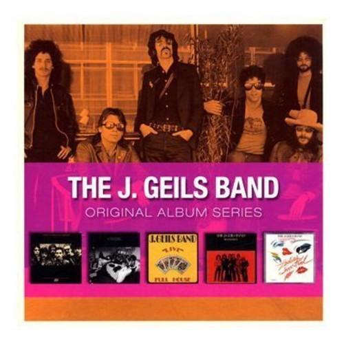 J. Geils Band-Original Album Series
