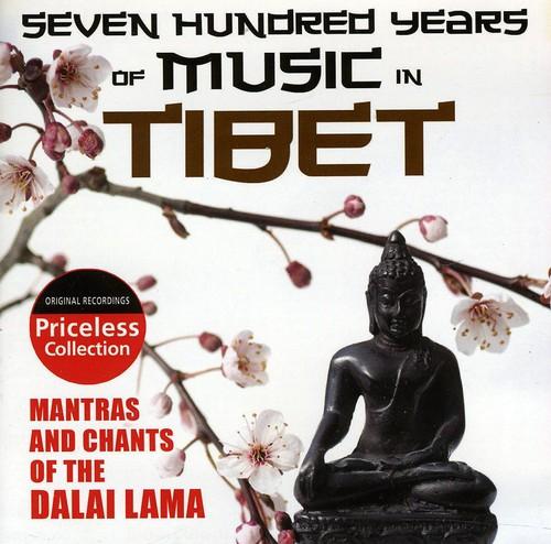Seven-Hundred Years Of Music In Tibet