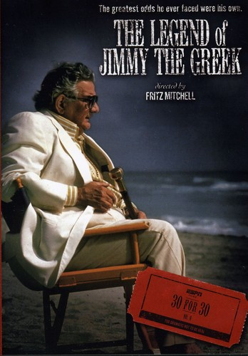 ESPN Films 30 for 30: The Legend of Jimmy the Greek