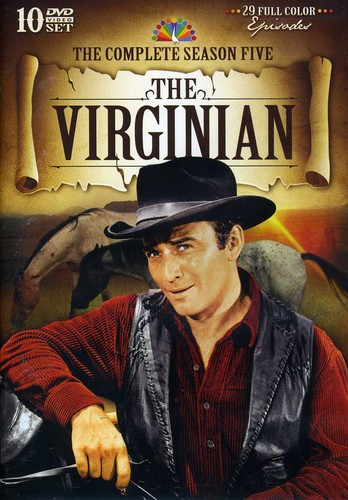 The Virginian: The Complete Fifth Season