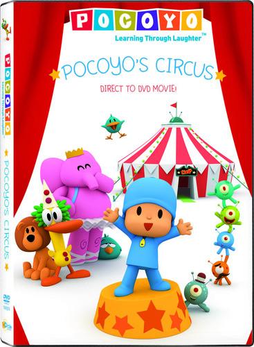 Pocoyo: Pocoyo's Circus