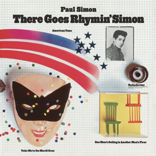 Paul Simon-There Goes Rhymin Simon