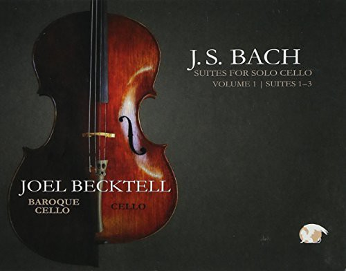 Suites for Solo Cello 1