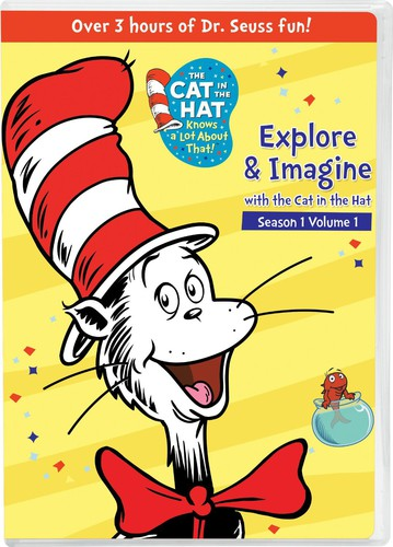 The Cat in the Hat Knows a Lot About That! Explore & Imagine With the Cat in the Hat