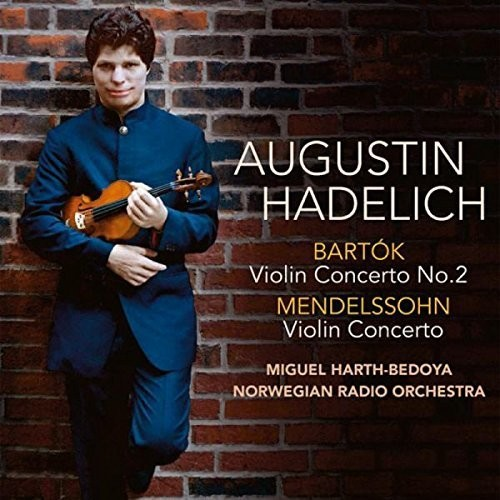 Violin Concerto No. 2 /  Violin Concerto