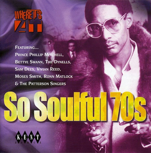 So Soulful 70's / Various