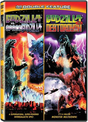 Godzilla vs. Destoroyah / Godzilla vs. Spacegodzilla
