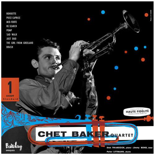Quartet Vol 1 (Feat Dick Twardzik) [Import]