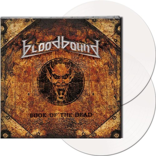 Book Of The Dead (Clear Vinyl)