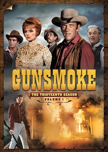 Gunsmoke: The Thirteenth Season Volume 1