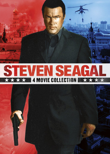 Steven Seagal 4-Movie ...