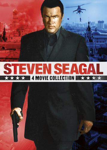 Steven Seagal 4-Movie Collection Widescreen on CCVideo.com.com