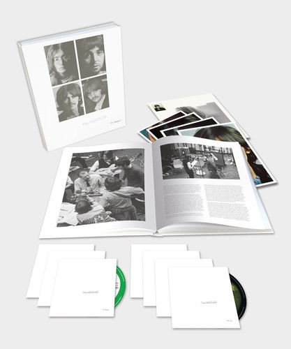 The Beatles-The Beatles (The White Album)