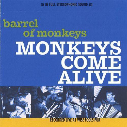 Monkeys Come Alive