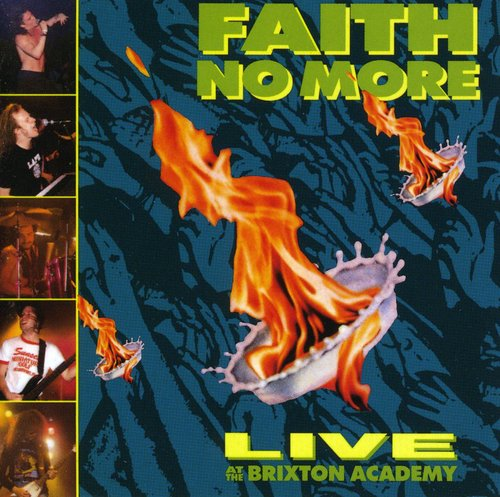 Faith No More-Live At Brixton Academy (ger)