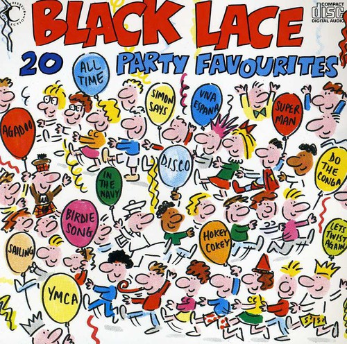 20 All Time Party Favourites [Import]