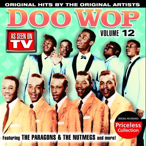 DOO WOP AS SEEN ON TV, Vol. 12