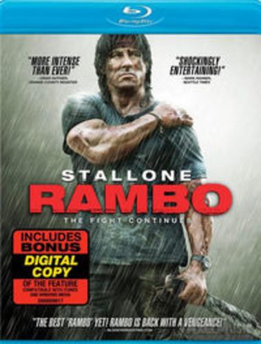 Rambo [Blu-ray]