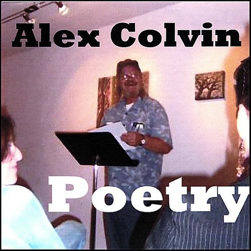 Alex Colvin Poetry