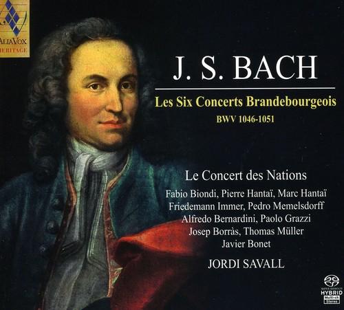 Brandenburg Concertos Nos 1-6