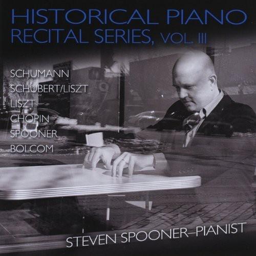 Historical Piano Recital Series Vol. 3