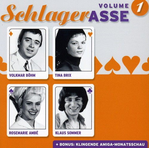 Schlager-Asse 1: Ambe /  Brix /  Bohm /  Various [Import]