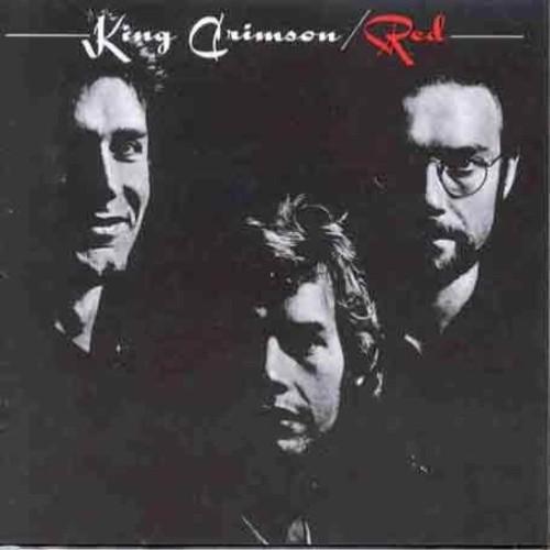 Red [CD and DVD-A] [Digipak] , King Crimson