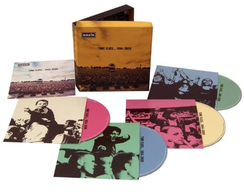 Time Flies...1994-2009 [Clamshell] [Box Set] [3CD and 1DVD]