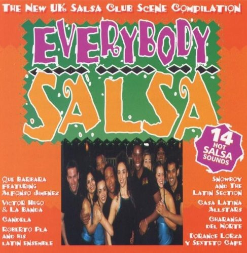 Everybody Salsa, Vol. 1
