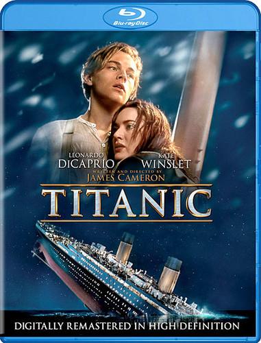 Titanic [4 Discs] [Blu-ray/DVD]