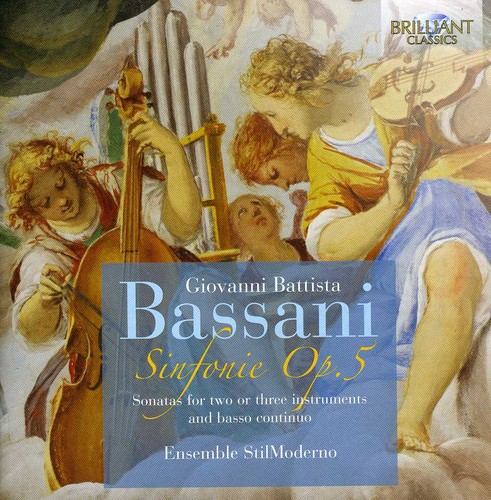 Sinfonie Op. 5 & Sonatas for Two or Three