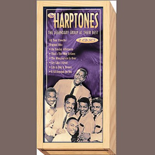 Harptones : Legendary Group at Their Best