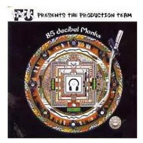 Tack-Fu Presents the Production Team: 85 Decibel M