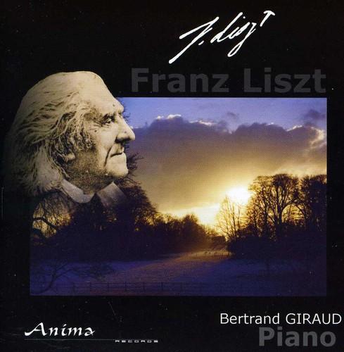 Bertrand Giraud Plays Liszt