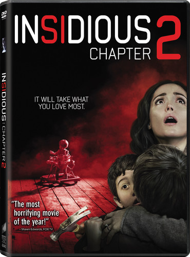 Insidious Chapter 2 [UltraViolet]