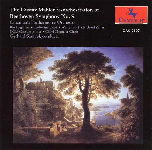 """Mahler Re-Orchestration of Symphony 9 """" Choral """""""