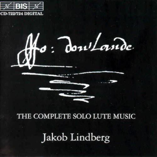 Complete Solo Lute Music
