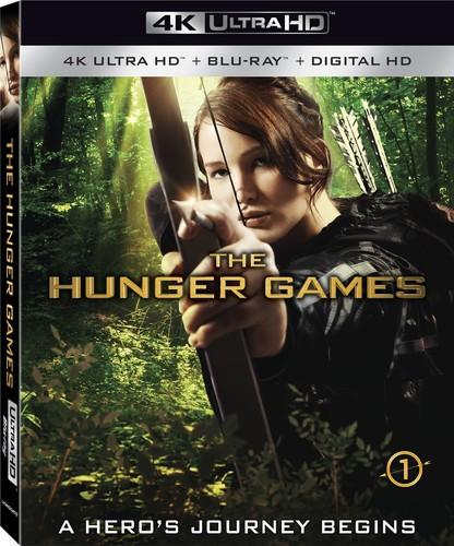 Hunger Games [4K Ultra HD Blu-ray/Blu-ray]