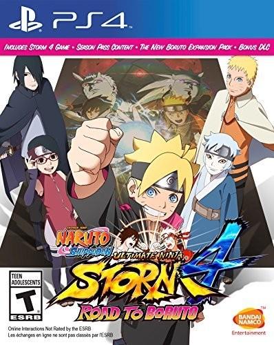 Naruto Shippuden: Ultimate Ninja Storm 4 - Road to Boruto forPlayStation 4