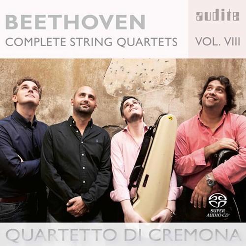 Complete String Quartets 8