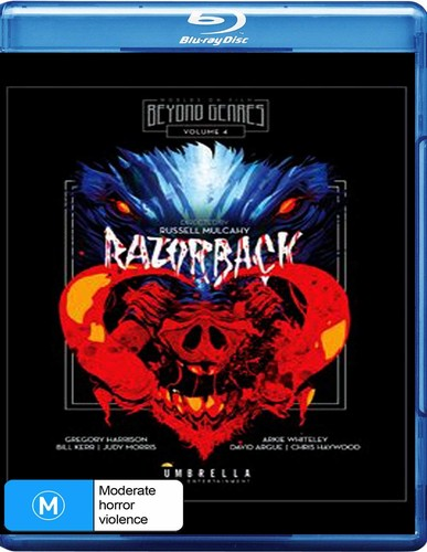 Razorback [Import]