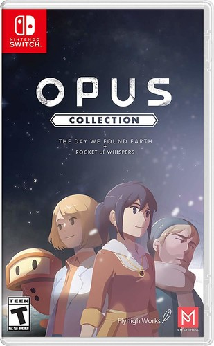 OPUS: Collection 2 for Nintendo Switch