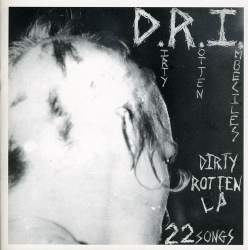 Dirty Rotten LP on CD