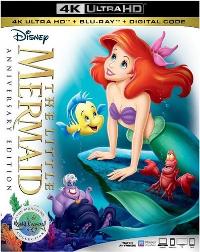 Little Mermaid [30th Anniversary Signature Collection] [4K Ultra HD Blu-ray/Blu-ray]