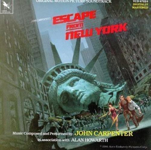 Escape From NY / O.S.T.-Escape From Ny / O.s.t.