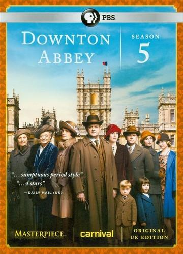 Downton Abbey: Season 5 (Masterpiece)
